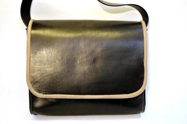 Retrobag Messengerbag Schultasche Collegetasche