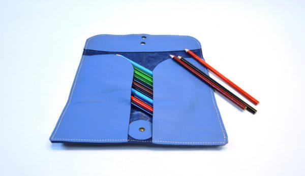 Pencilcase blue