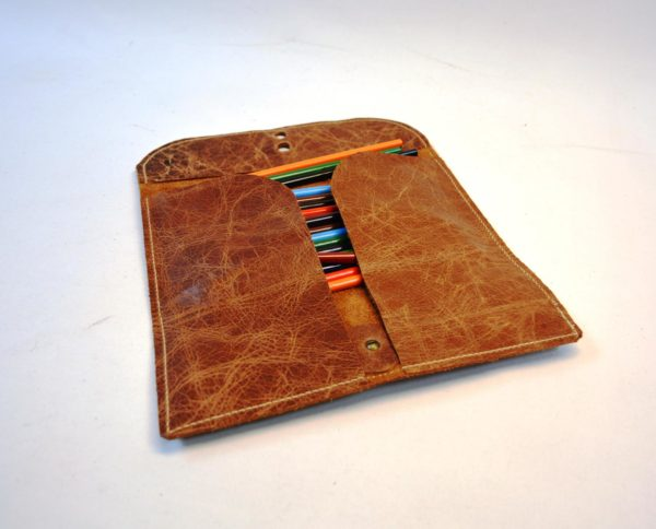 Pencilcase brown
