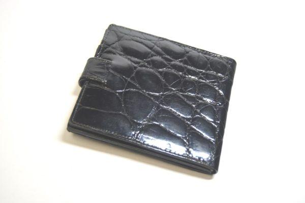 Geldbörse Portemonnaie Krokoleder